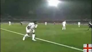 England v USA 1-1 2010 World Cup