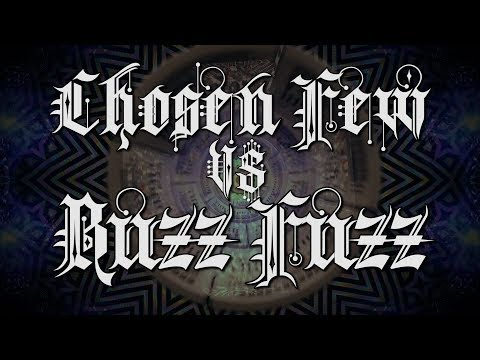 DJ Buzz Fuzz Vs DJ Chosen Few  @ Mokum Records 200th Release Party
