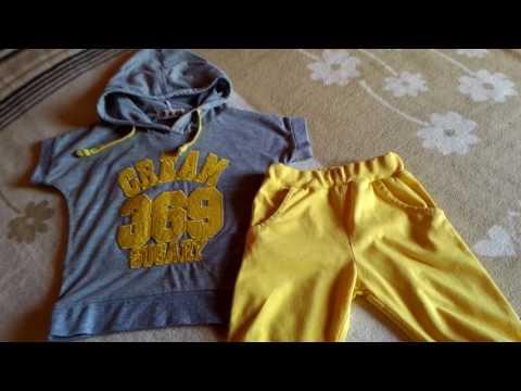 Одежда для мальчиков с AliExpress