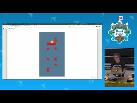 RustFest Zürich 2017 - Create Rust games easily by Lisa