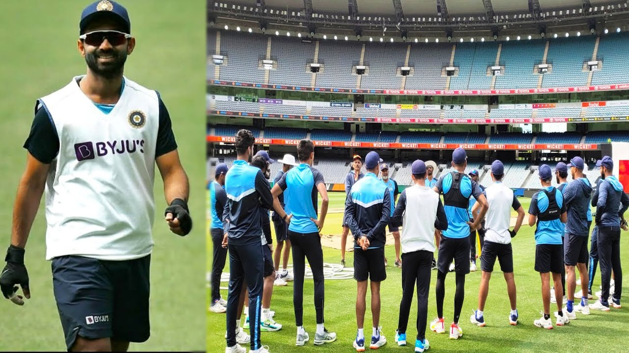 Team India Reached Melbourne and Practice