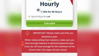 مكافات فيديو وفيسبوم مجانا استغلوه hourlyminer.com💯