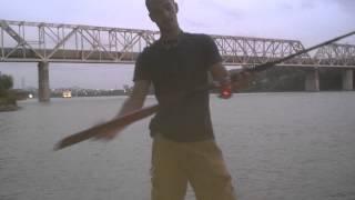 Fishing Rod Holder Diy