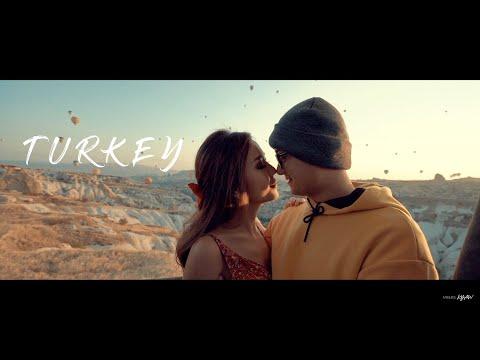 Turkey travel cinematic vlog 2018