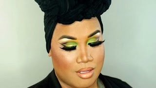 Dramatic Arab Inspired Makeup | PatrickStarrr