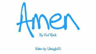 Kid Rock - Amen Lyrics