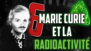 Marie Curie, 6 points sur la RADIOACTIVITÉ. TeaTime!