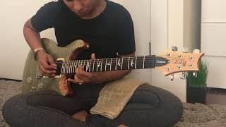 Saadhinchane Charanam | Carnatic electric guitar