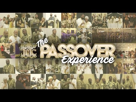 The Israelites: The Passover Experience