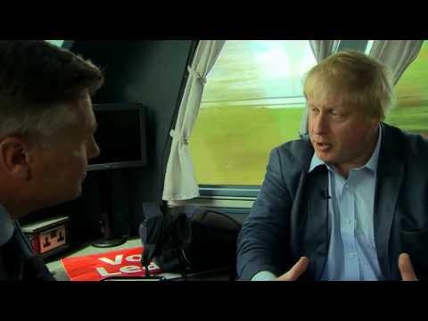 Boris Johnson makes case for Australian-style immigration system