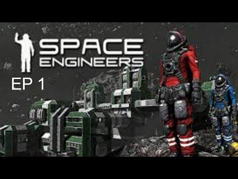 space engineers group survival EP 1