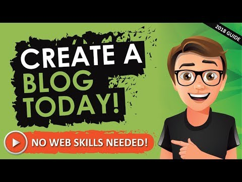 How To Make A Blog On WordPress 2017 (The Easy Way)