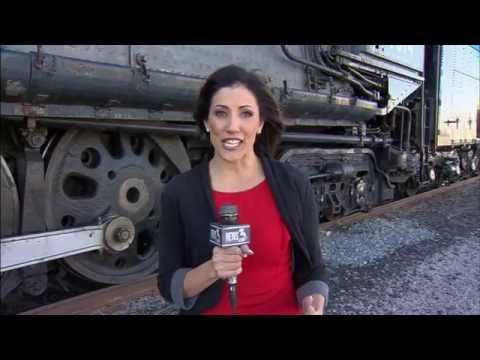 BIG BOY LOCOMOTIVE RESTORATION