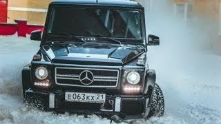 Mercedes Benz G 55 AMG 500 л.с. Тест драйв   Test Drive