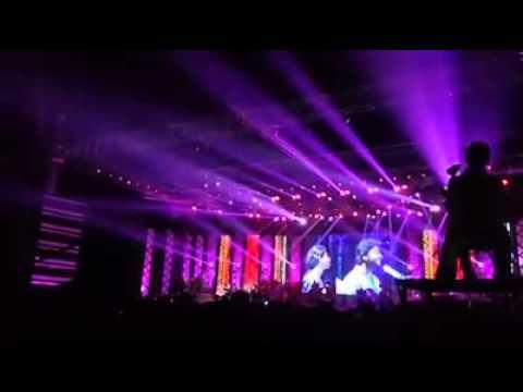 Arijit Singh perform Topu's