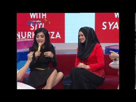 Syahrini Curhat Sama Siti Nurhaliza - dahSyat 19 Oktober 2014