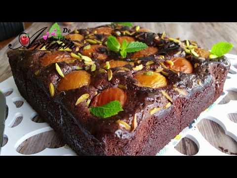 brownie-aux-abricots,-recette-idéale-pour-le-goûter-par-soulef-amour-de-cuisine