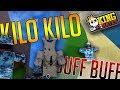 KILO KILO & BUFF BUFF SHOWCASE/COMPARISON | ROBLOX KING OF PIRATES