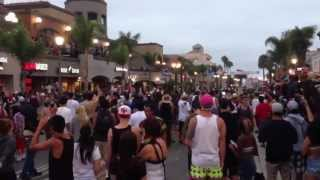 Huntington Beach Riot 2013 #1