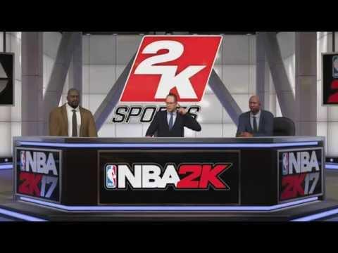 NBA 2K17 : Knicks vs Cavs