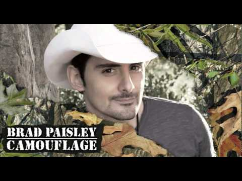 "Brad Paisley - ""Camouflage"" HQ"