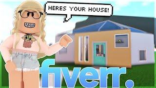 HIRING STRANGERS TO BUILD MY BLOXBURG HOUSE!