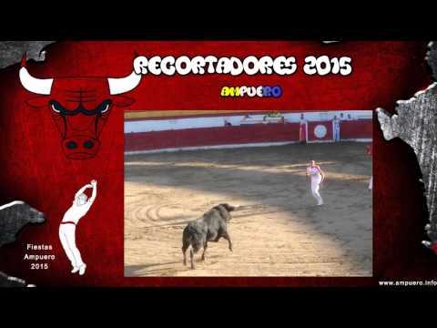 Fiestas Ampuero Recortadores 2015