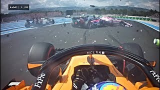 Best Onboards | 2018 French Grand Prix