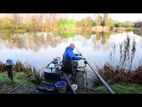Challenge Andy May... Round 4 - Jamie Hughes @ Partridge Lakes