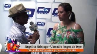Baixar Angelica Arriciaga pide cadenas de oracion para ayudar a su pequeña hija