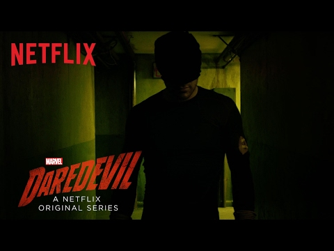 Marvel's Daredevil | Teaser Trailer Preview [HD] | Netflix