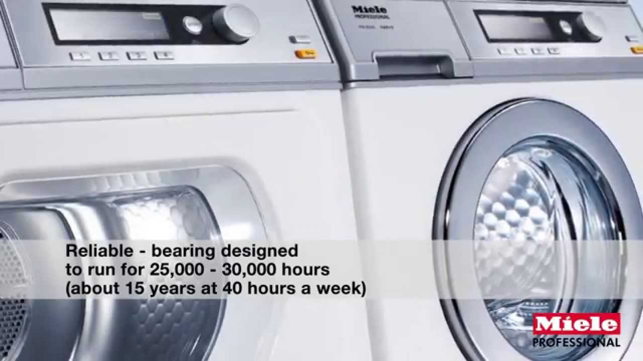 Miele professional laundry for veterinary practices youtube - Miele professional ...