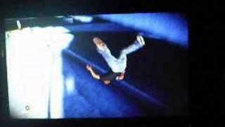 Broke Neck in Skate PS3