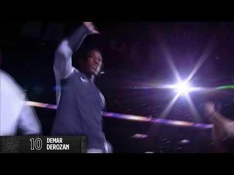 SPURSWATCH - DeMar DeRozan Makes Spurs Debut