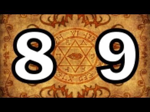 numerologi 8