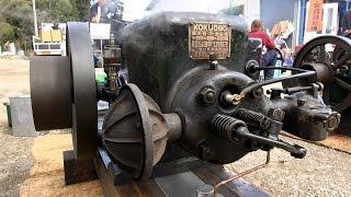 Old Engines in Japan 1930s KOKUOGO Engine