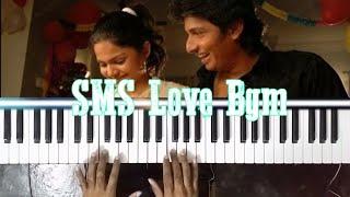 Siva Manasula Sakthi Bgm Piano | Love Theme | SMS bgm | Yuvan | Jiiva.