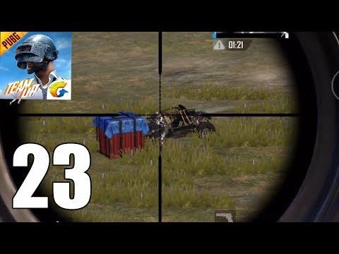 PUBG Mobile ( IOS / Adroi ) Gameplay #23