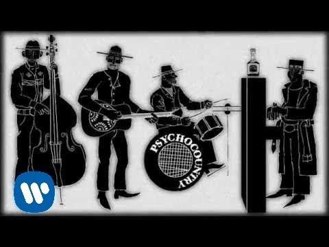 Maciej Maleńczuk z zespołem Psychodancing - Don't Take Your Guns To Town (official video)