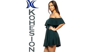 Back to College Fashion Collection - Trendy Dresses, Tops, Bottoms - Kohesion Clothing