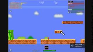 Mario VS. Luigi Roblox Style
