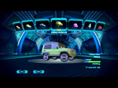 cars 2 playable characters pc version youtube. Black Bedroom Furniture Sets. Home Design Ideas