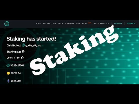 FiCoin Staking, How to buy and stake FICOIN