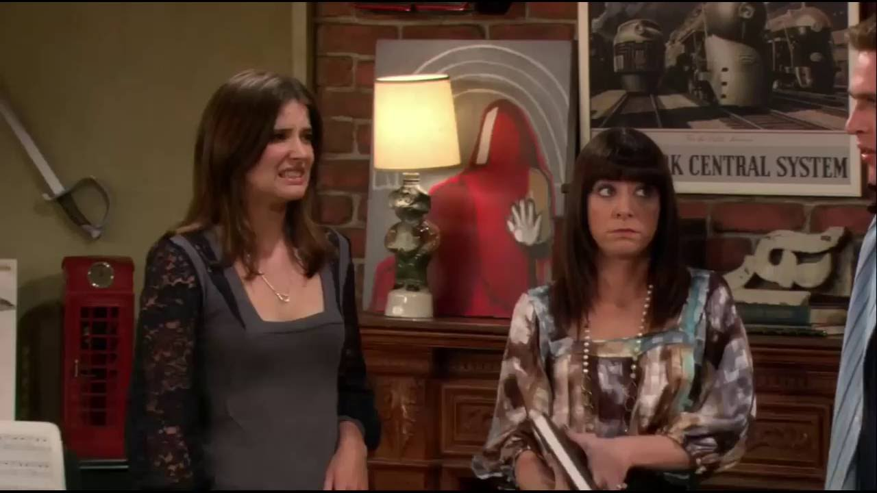 Robin From How I Met Your Mother Pregnant
