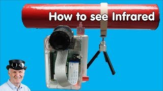 #269 Infrared Light: Raspberry IR Camera and cheap Spectrometer (i-Phos)