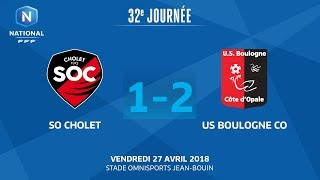 Cholet vs Boulogne full match