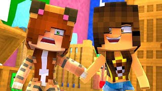 Minecraft Daycare - FRIENDS WITH GOLDY !? (Minecraft Roleplay)