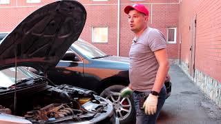 Водородная очистка двигателя! Работает или нет?