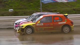 Rallycross 2017 - Septième manche à Mayenne