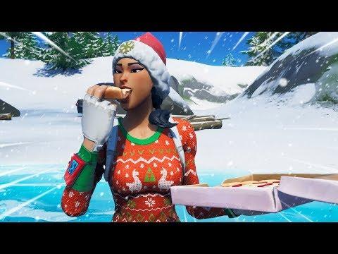 Fortnite Christmas Update Is Amazing